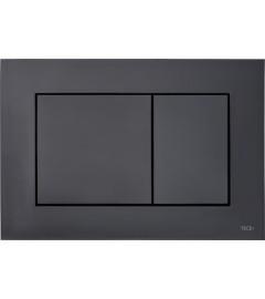 Tece Now Clapeta de actionare Dual-Flush, negru