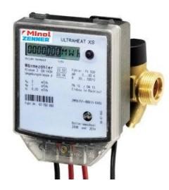 CONTOARE DE ENERGIE TERMICA ULTRASUNETE ZENNER DN 100