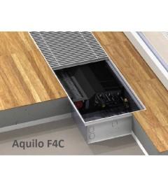CONVECTOR AQUILO F4C PENTRU INCALZIRE SI RACIRE 340x1250x140