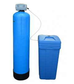 STATIE DEDURIZARE  aquaPUR SOFT 37 Q=2,5mc/h SARE 80KG (CU BY-PASS)