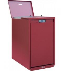 Centrala termica pe peleti Ferroli BioPellet 24 kW