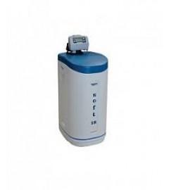 STATIE DEDURIZARE aquaPUR SOFT 10 Q=0,8mc/h SARE 23KG (CU BY-PASS)
