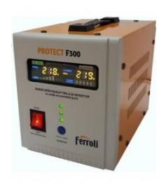 Stabilizator Ferroli PROTECT F300 - Sursa neintreruptibila si invertor