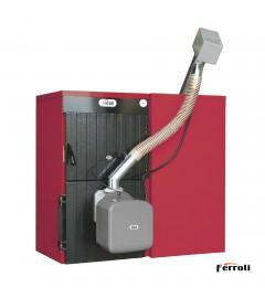 Centrala termica pe peleti Ferroli SunPellet 3 22 KW