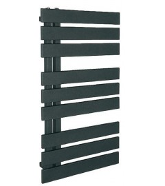 Radiator baie Instal Projekt Nameless, portprosop, negru, 500x1200 mm