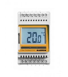 TERMOSTAT CU SINA DIGITAL ETN-4 + SENSOR DE PODEA-20/+70°C 16A - 230 V
