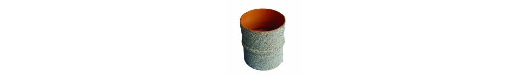 PIESE TRECERE PRIN CAMIN PVC-BETON