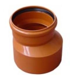 REDUCTIE PVC PT CANALIZARE D.125/110 mm