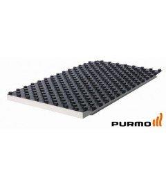 Placa cu nuturi Purmo Noppjet UNI 1400x800x 20+20mm 8.96 mp