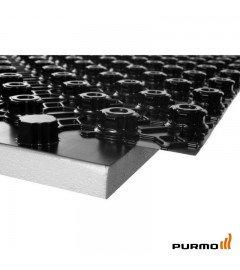 PLACA CU NUTURI PURMO NOPPJET 20mm + 24mm - 7.5mp/Bax