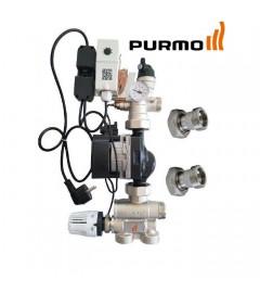 Kit de reglare temperatura TempCo fix ECO3 cu pompa Grundfos UPM 3 Auto 25-7