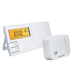 Termostat ambient programabil Salus 091FLRF fara fir, comanda wireless