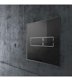 Clapeta de acţionare electronică TECElux Mini Neagra