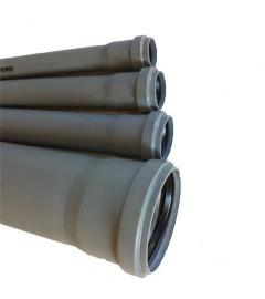 TUB PP CU O MUFA DN 110 mm- 1000 mm lungime