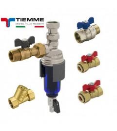 Filtru magnetic sub centrala T-MAG 3/4+robineti+filtru y-3150016