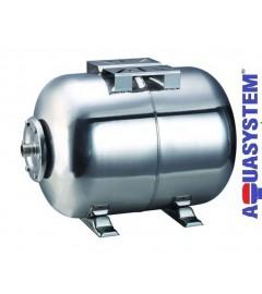 VAS DE EXPANSIUNE ORIZONTAL INOX AQUASYSTEM AHX 200L