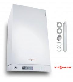 Centrala termica in condensatie Viessmann Vitodens 100-W 26 kw combi B1KC080