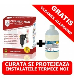 CLEANEX MAG PACK - Curata si protejeaza instalatii termice noi
