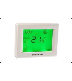 Termostat programabil touchscreen (ecran tactil) seria DGS3000 cu fir