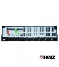Cutie automatica 230V cu modul de pompa 21 circuite/10 termostate Herz