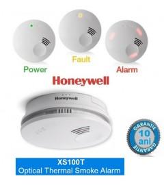 Detector de fum si temperaturi inalte HONEYWELL XS100T