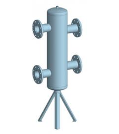 Butelie de egalizare a presiunilor Dn168, 20mc/h