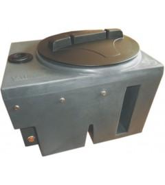 Separator de grasimi AQUACLEAN V-Pehd suprateran NG 0,3 l/s