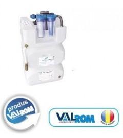 AQUAPUR 300 Litri Sistem de filtrare, stocare si pompare apa
