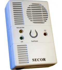 DETECTOR DE GAZ SECOR 2000M