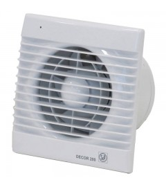 VENTILATOARE AXIALE DE BAIE SOLER & PALAU DECOR 200 CR