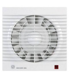 VENTILATOARE AXIALE DE BAIE SOLER & PALAU DECOR 300 CR