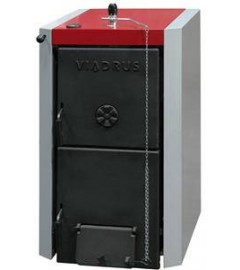 CAZAN PE COMBUSTIBIL SOLID VIADRUS U22D 8 elementi-40 KW
