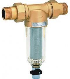 Filtru cu purjare manuala si sita inox Honeywell FF06- 1/2 AA
